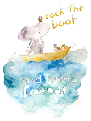Rock The Boat and Bring Friends