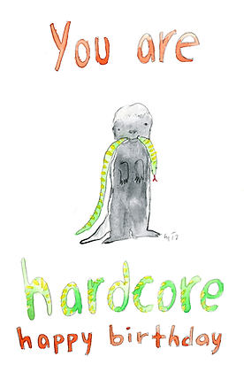 Hardcore Birthday