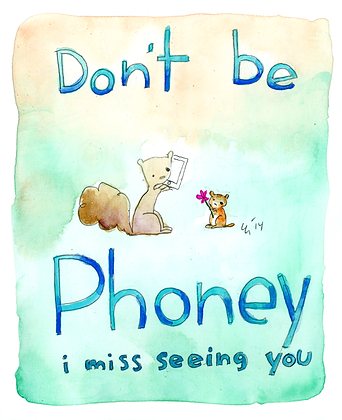 Dont Be a Phoney