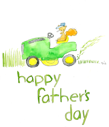 Fathers Day Mowing