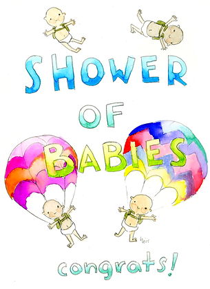Shower of Babies