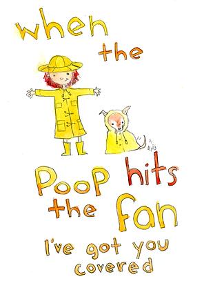 When The Poop Hits The Fan