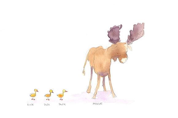 Duck Duck Duck Moose
