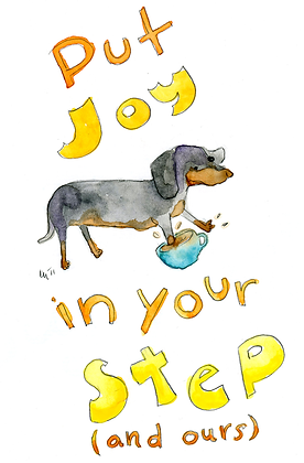 Joy In Your Step