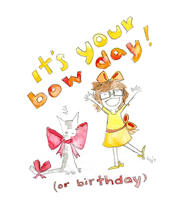 Happy Bow Day
