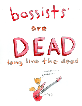 Basists Are Dead