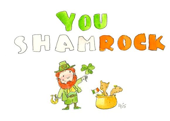 You Shamrock
