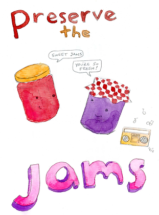 Preserve The Jam