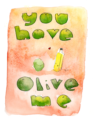 You Have Olive Me