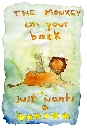 The Monkey On Your Back