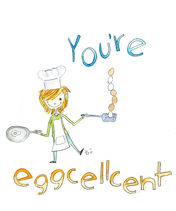 Your Eggcellent