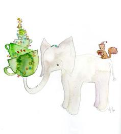 White Elephant Holiday