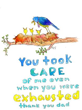 You Took Care of Me