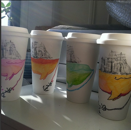 Ceramic Mug (choose 1)