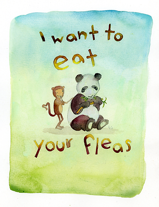 I Want To Eat Your Fleas