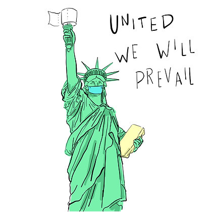 United We Will Prevail