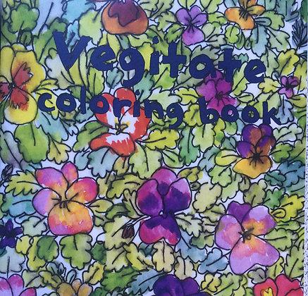 Vegitate Coloring Book
