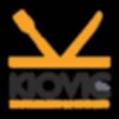 Kiovic restaurant solutions Logo with K-