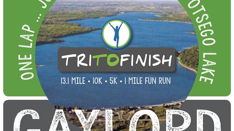 Gaylord Half Marathon