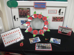 FS1 - Remembrance display EOW