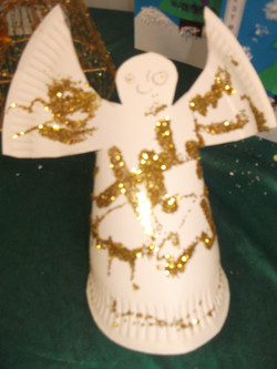 Christams tree Angels in FS1