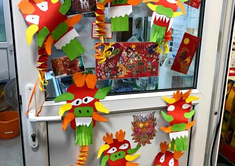 Nursery - Chinese Masks