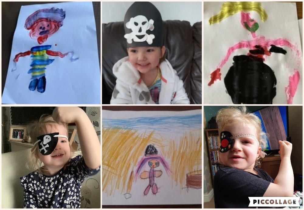 Nursery Pirate crafts (1)