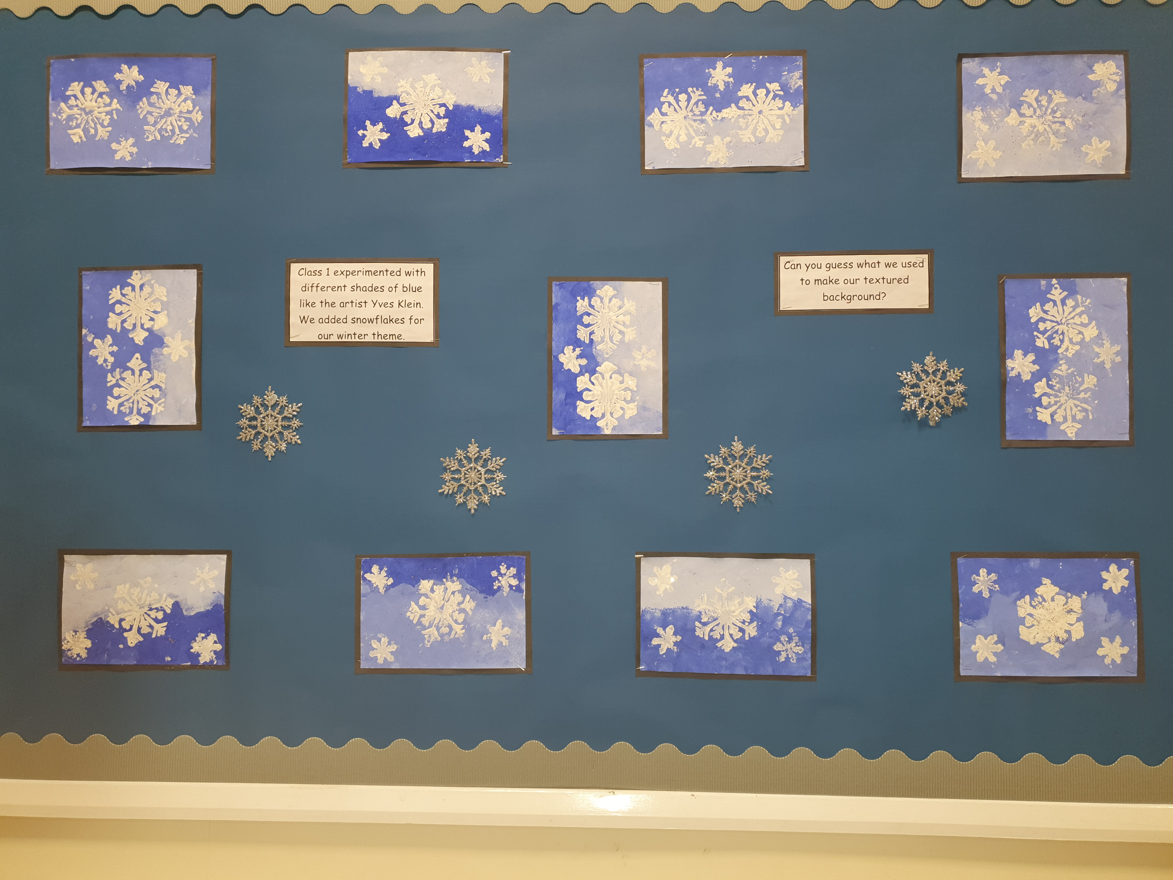 Class 1 winter pictures