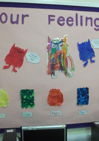 Our feelings display FS2 class 1.JPG