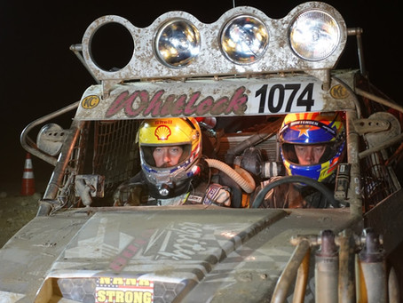 2020 Baja 1000 - Race Summary