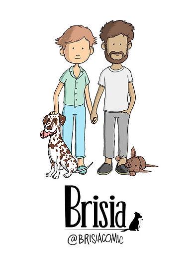 portada brisiacomic brisia comic marcosdequintomangada dequinto.com
