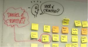 Workshop de Criatividade Play in Company