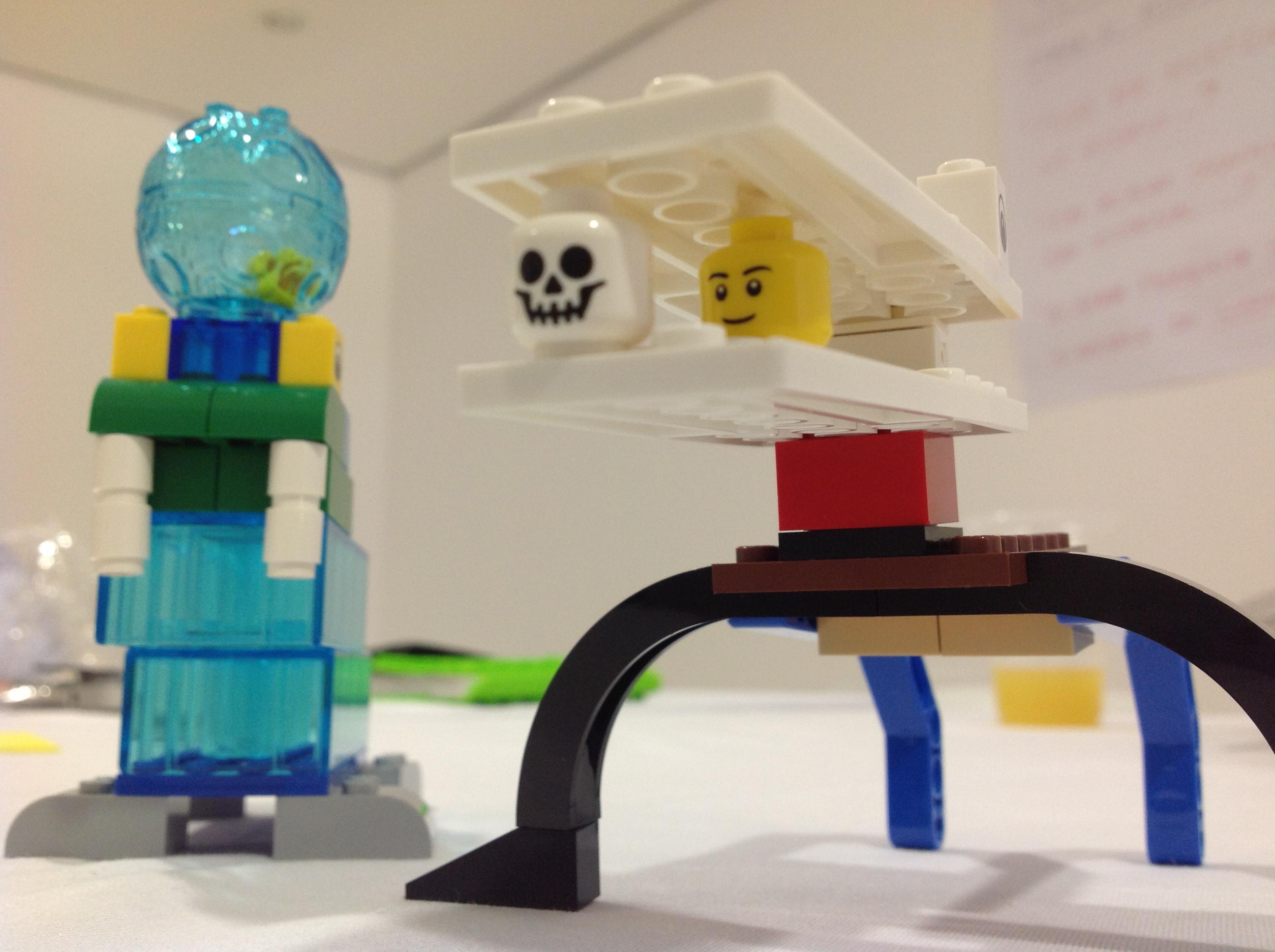Cerificação LEGO Serious Play