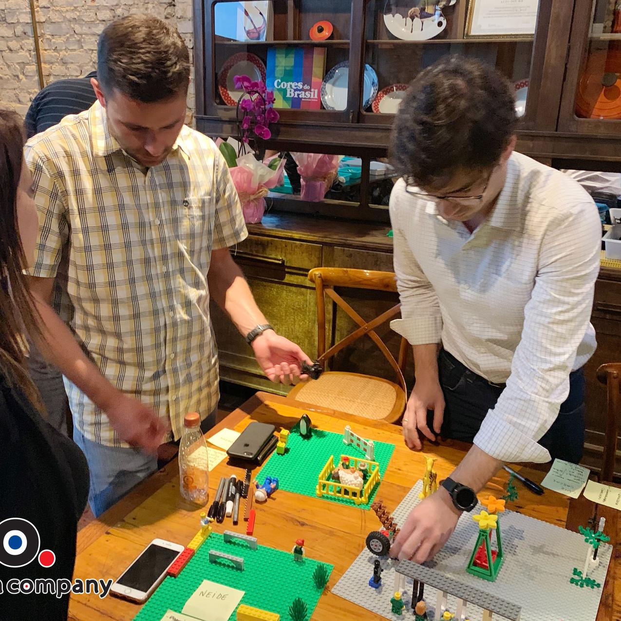 Workshop Play in Company - AES Tietê