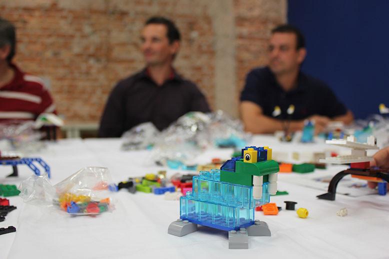 lego serious play, workshops, play in company, primeira certificação no brasil, inovaçao
