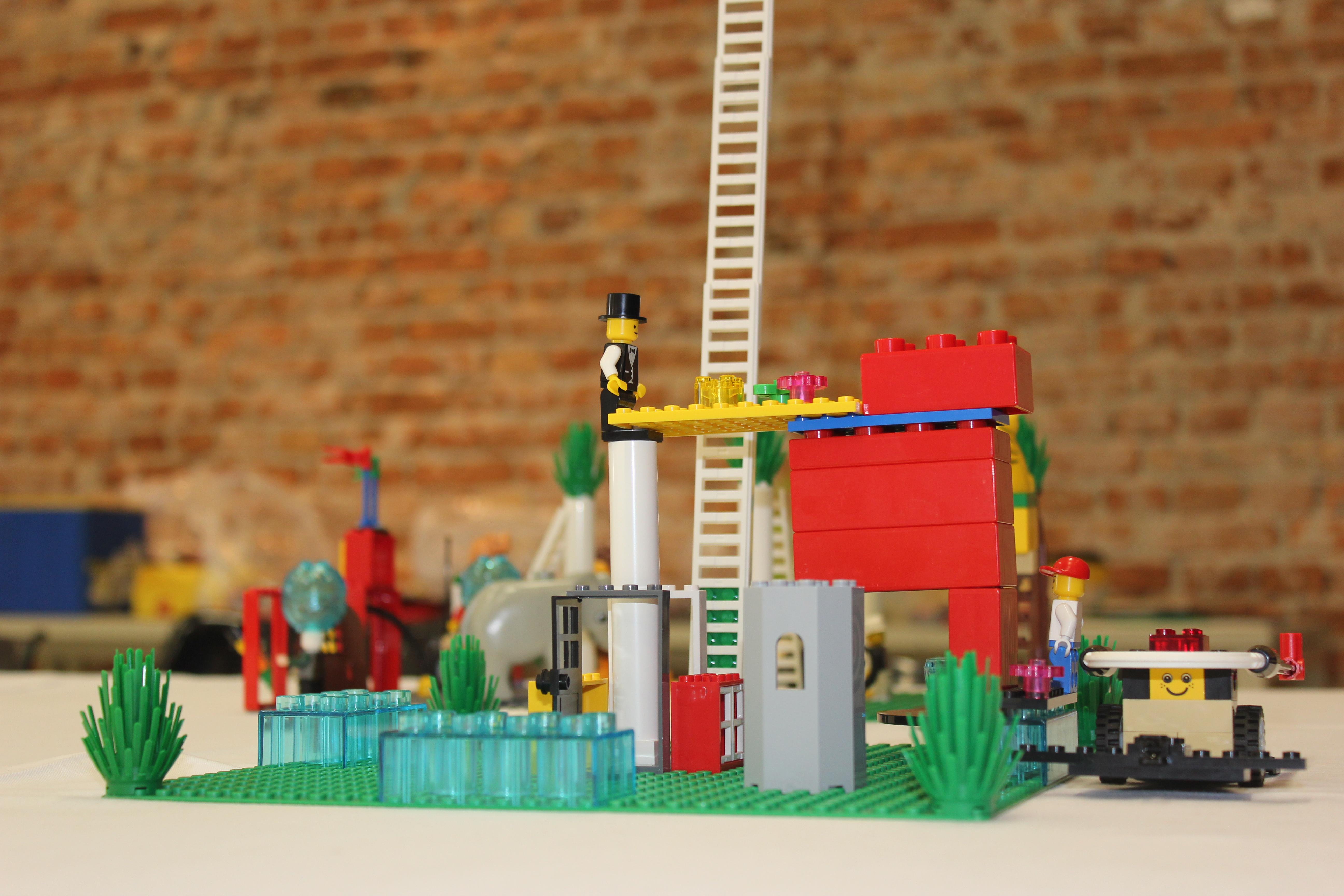 Certificação LEGO Serious Play