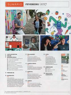 Play na Revista PEGN-Indice