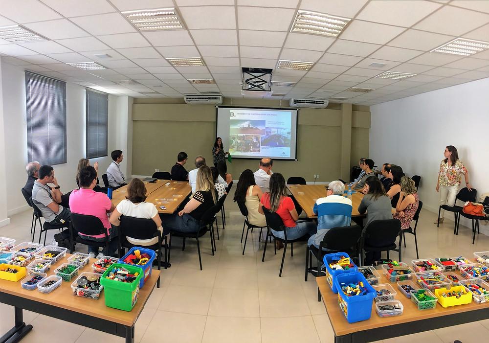 Workshop Criatividade e Inovação - Play in Company