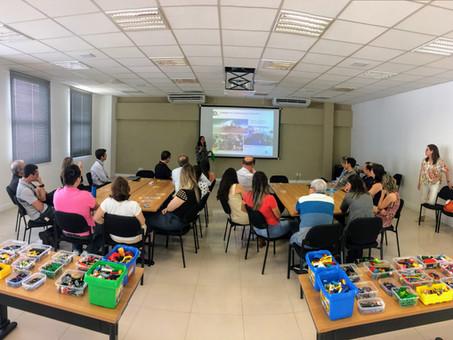 WORKSHOP DE CRIATIVIDADE E INOVAÇÃO REÚNE REPRESENTANTES DE TODAS AS ÁREAS DA CHEM-TREND