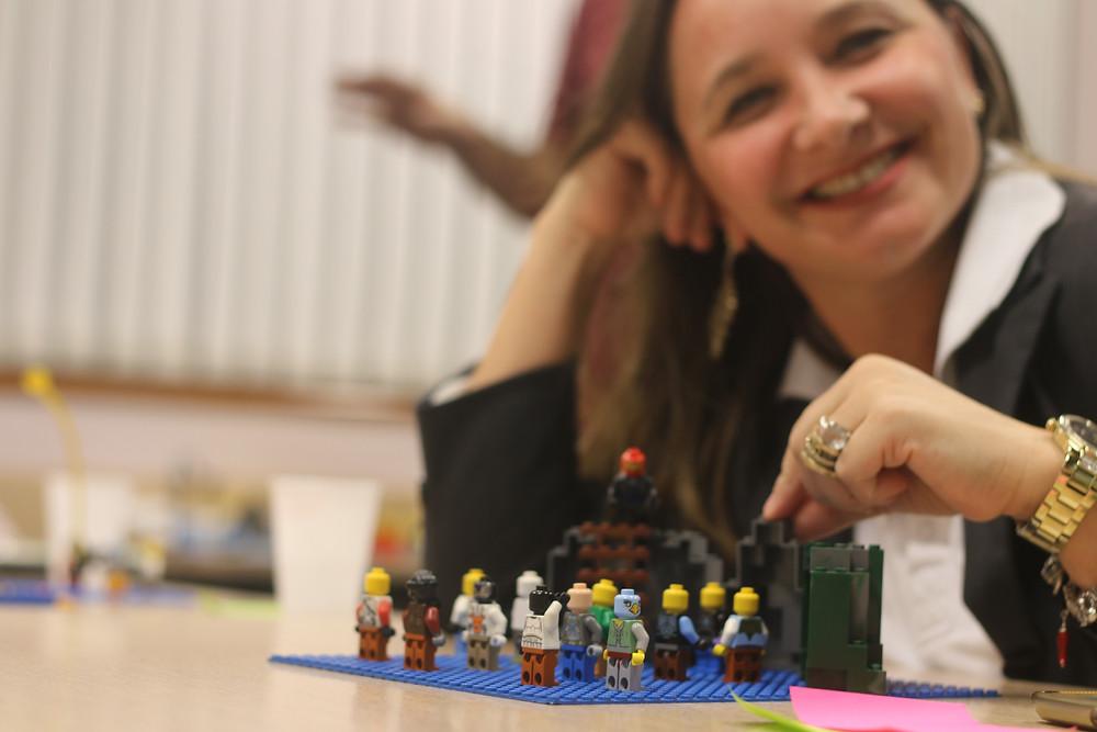 workshop lego serious play, modelo pessoal, desenvolvimento, estratégia, inovação