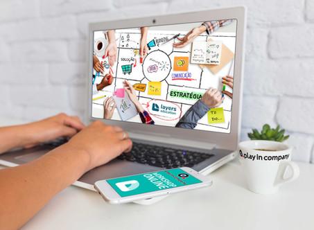 Workshop Online de Estratégia de Marca para a Layers Education com Mind Mapping