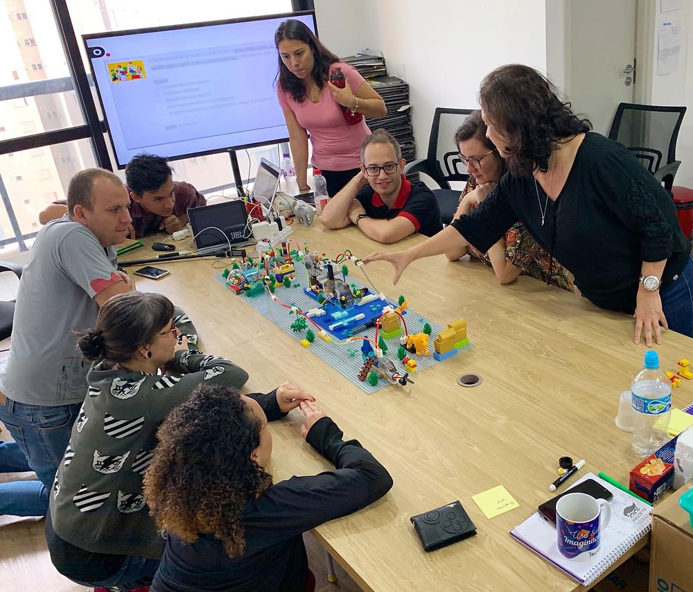 Workshop Estratégico da Play in Company na Engenhoteca