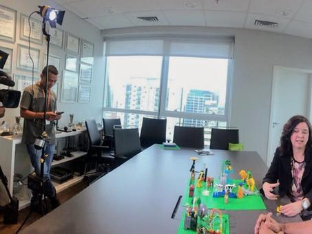 PLAY IN COMPANY NA GLOBO NEWS COM PROCESSO INOVADOR DE SELEÇÃO DE TALENTOS