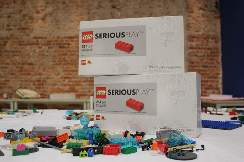Certificação LEGO Serious Pla