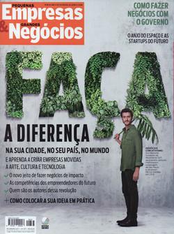 Play na Revista PEGN-Capa