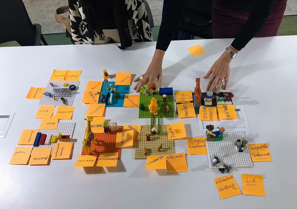 Workshop de Desenvolvimento de Competências de Liderança - Play in Company