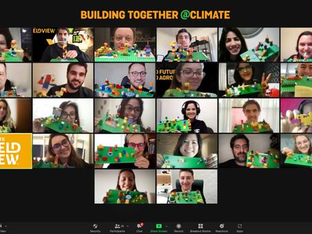 Workshop Online Híbrido com a Climate para Reimaginar o Modelo de Trabalho