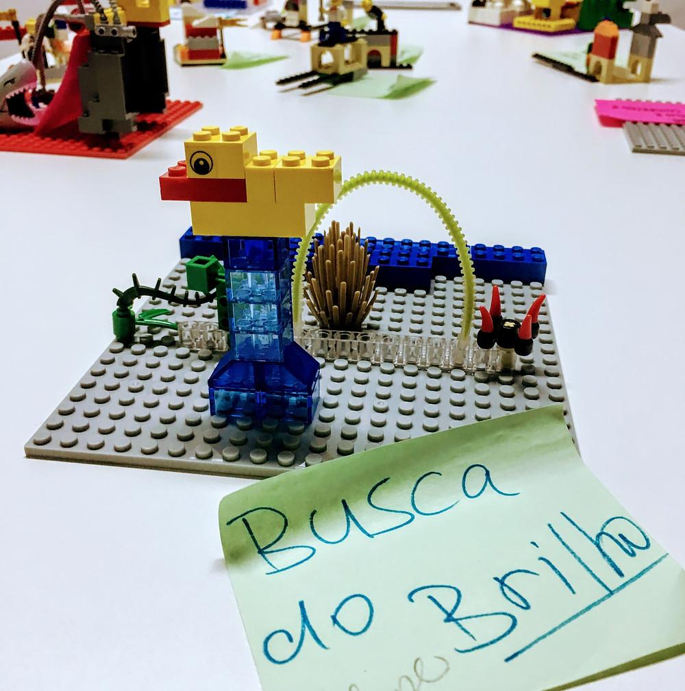 LEGO Serious Play para Orientação Vocacional