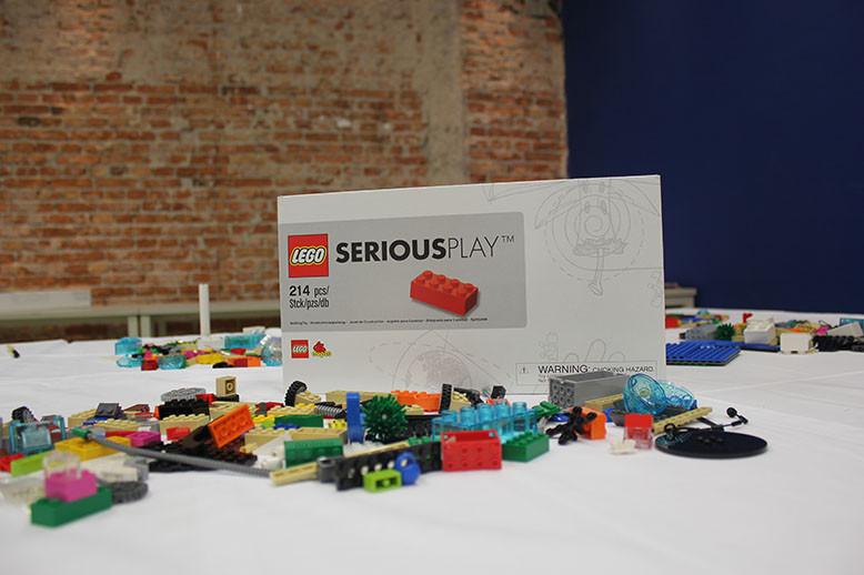 LEGO Serious Play, Play in Company, Primeira Certificação de Facilitadores na Metodologia LEGO Serious Play