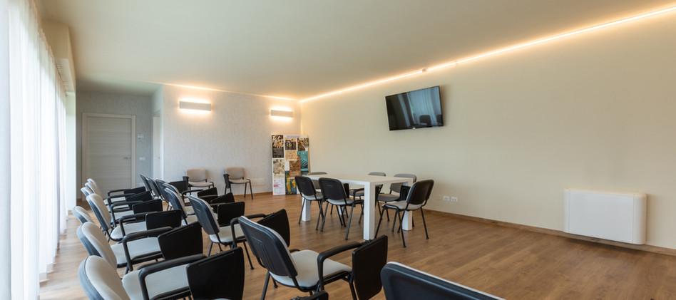Aula magna centro Motus Mens Verona